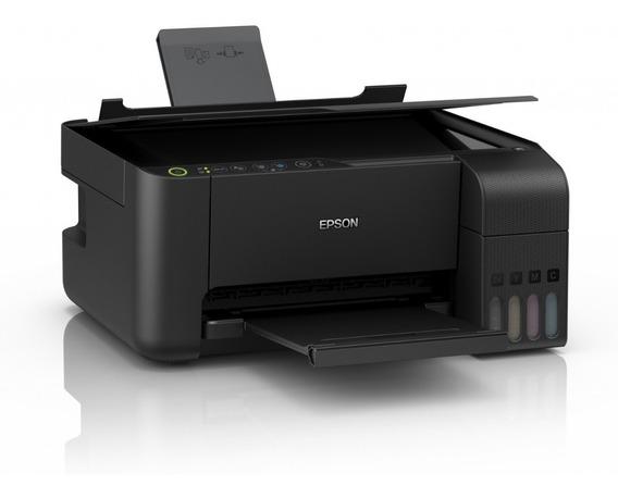 Impresora Multifuncional Epson L 3150 Tinta Continua Wifi