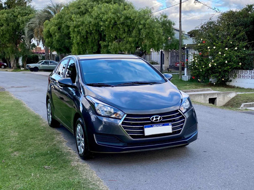Hyundai Hb20s 1.6 Comfort Plus 4p 2018