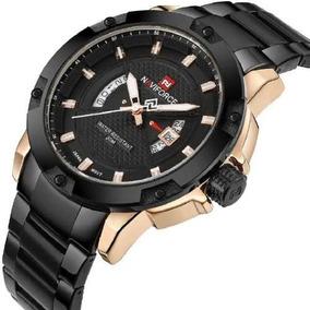 Relógio Masculino De Luxo Naviforce 9085 Original - Top !!