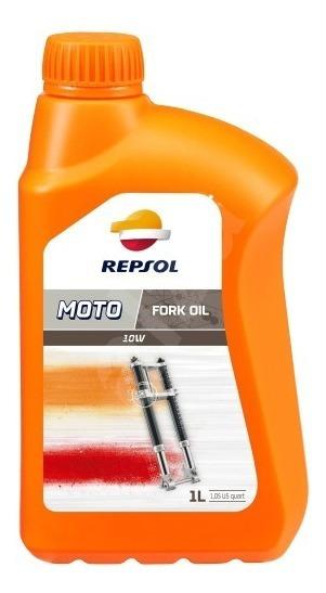 Aceite Para Suspension De Motos Repsol 10w