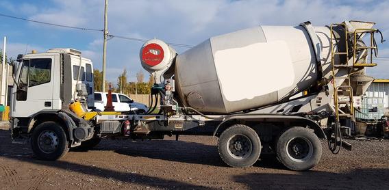 Camion Iveco Tector260cv Mixer Mod. 2013 6x4 Unica Mano