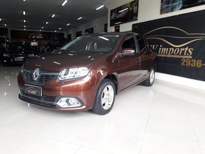 Renault/ Logan Dyna 1.6 Baixo Km Automático