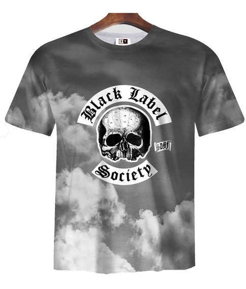Remera Zt-0245 - Black Label Society 2 (zack Wilde)