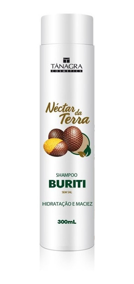 Shampoo De Buriti Tanagra Nectar Da Terra- 300ml