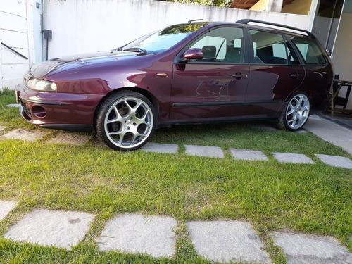 Fiat Marea 1999 2.0 Elx 4p 142 Hp