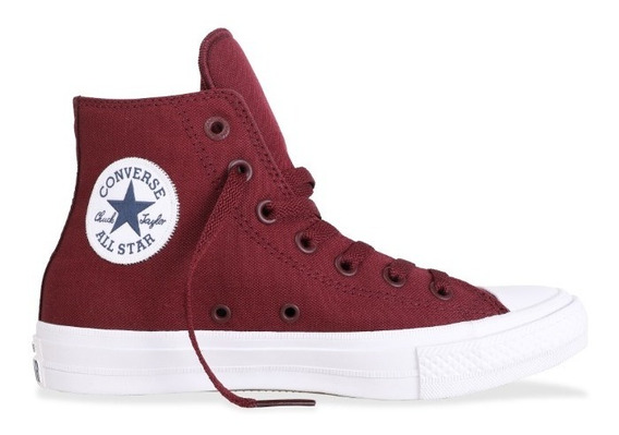 Converse The Chuck Taylor All Star 2 150144c Bordeau Unisex