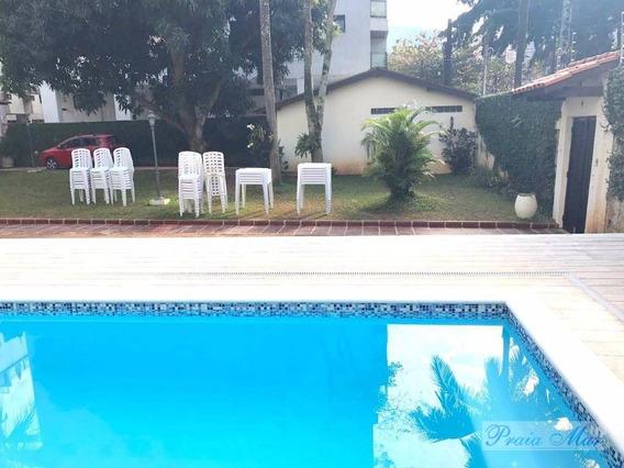 Casa Residencial À Venda, Astúrias, Guarujá. - Ca0067