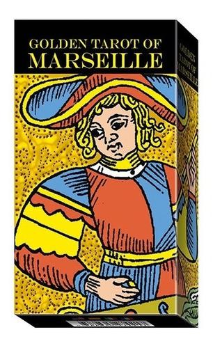 Golden Tarot Of Marseille (tarot Dorado De Marseille)