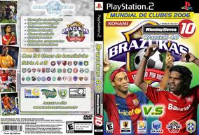 Pacth We 10 Brazukas 4.0 Mundial De Clubes 2006 Ps2 F.gratis