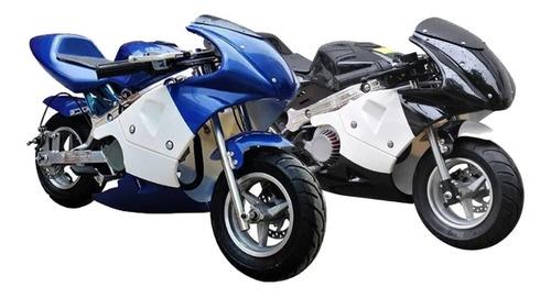 Super Mini Moto Gp Ninja 49cc - Modelo De Exposição - Dsr
