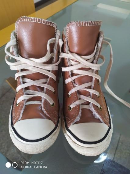 Zapatos Botas Converse Originales De Eeuu. Talla 31 Unisex