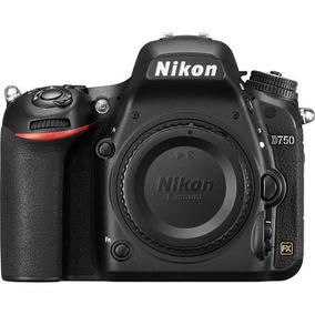 Nikon D750 Corpo Lojista Nf Envio Rapido Retirada Promoção
