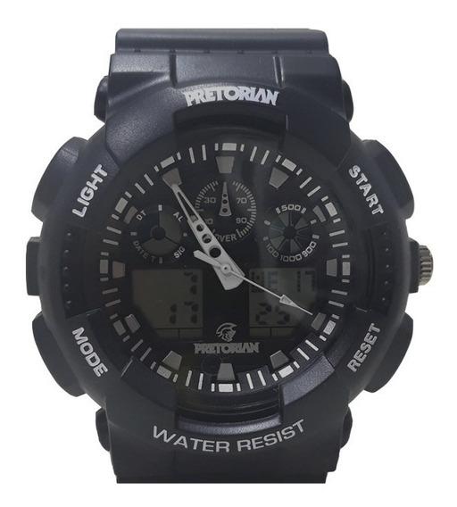 Relógio Command Pretorian Wprt-02-3 Nf-e