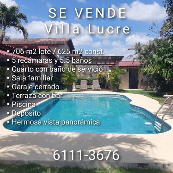 Se Vende Casa - Villa Lucre