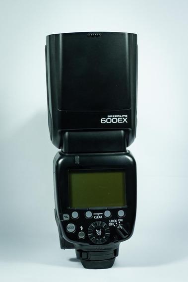 Flash Speedlite 600ex Canon