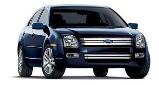 Diagramas Mecánicos Y Eléctricos Ford Fusion (español)