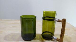 Vasos Y Chops Artesanales