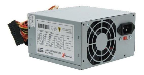 Fonte Atx 230w Power-x