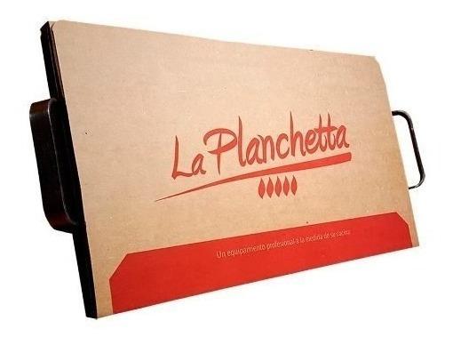 Planchetta Plancha Doble Laminada Bifera Palermo O Centro