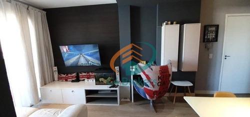 Apartamento À Venda, 63 M² Por R$ 385.000,00 - Vila Matilde - São Paulo/sp - Ap2335