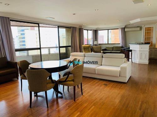 Imagem 1 de 27 de Apartamento Com 5 Dormitórios À Venda, 400 M² Por R$ 2.500.000,00 - Cambuí - Campinas/sp - Ap1725
