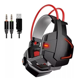 Fone Ouvido Soldier Ps3 Xbox Pc Microfone Notebook Headset