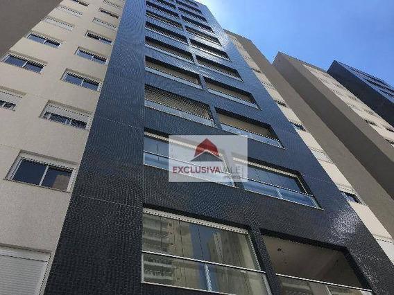 Apartamento À Venda, 78 M² Por R$ 480.000,00 - Jardim Aquarius - São José Dos Campos/sp - Ap2467