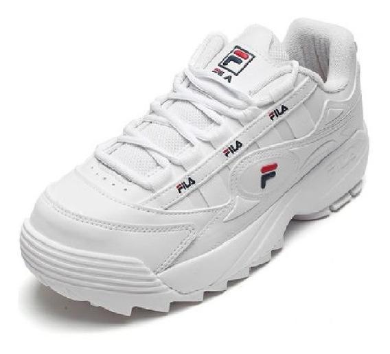 Tênis Fila Womem Footwear D-formation Branco - Feminino
