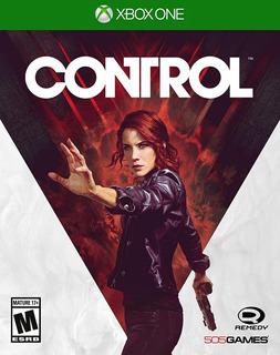 Videojuego Control Xbox One (en D3 Gamers)