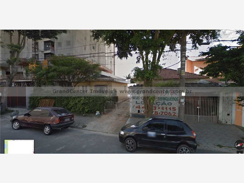 Terreno - Vila Assuncao - Santo Andre - Sao Paulo  | Ref.:  - 10615