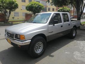 Chevrolet Luv Tfs Mt2300cc Gris Aa Dh 4x4