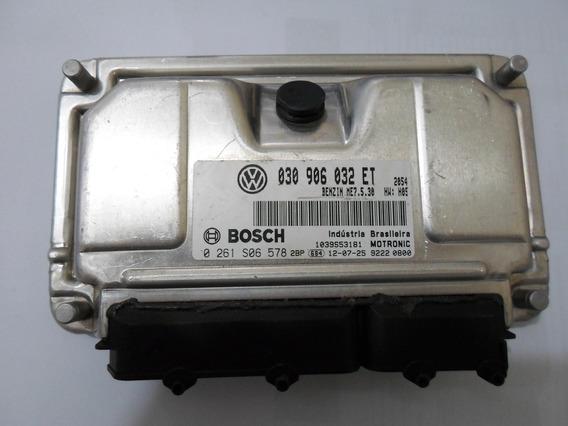 Modulo Injeção Eletronica Vw Gol G4 Bosch Resetado