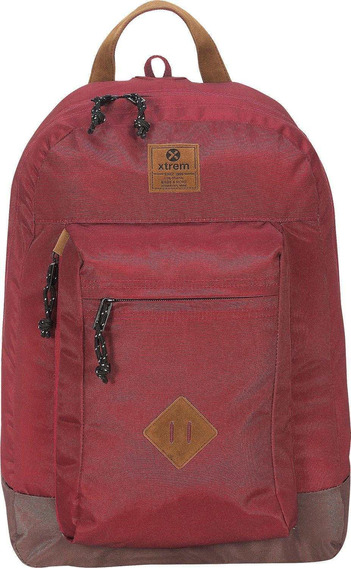 Mochila Xtrem Force 806 Backpack Burgundy