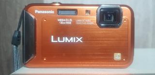 Camara Digital Panasonic Lumix Sumergible