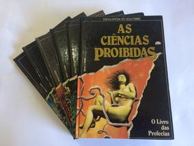 As Ciências Proibidas 6 Livros
