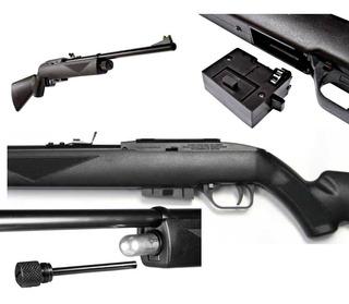 Espingarda Crosman Co2 Repeat Air 1077 4,5mm
