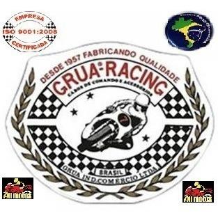 Cabo D0 Freio Dianteiro Pra Moto Honda Cg 125 77 Á 82 Grua