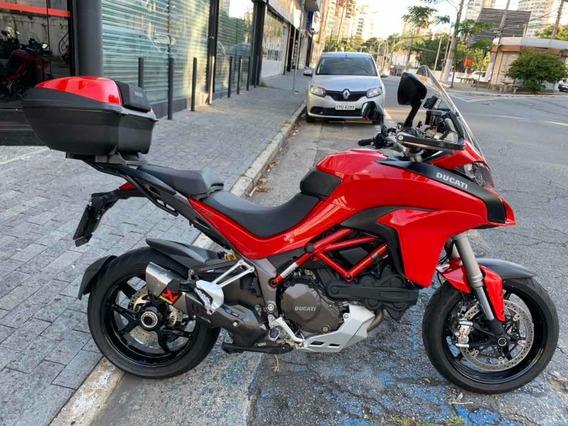 Ducati Multistrada 1200s 2018 Ponteira Akrapovic