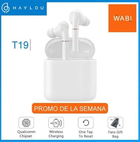 Audífonos  Xiaomi Haylou T19, Gt1 Pro, Gt1 Xr