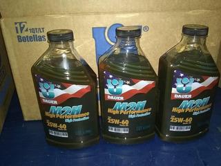 Aceite Dauer 25w-60 Mineral