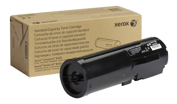 Cartucho De Toner Xerox B400 / B405 24.6k 106r03585