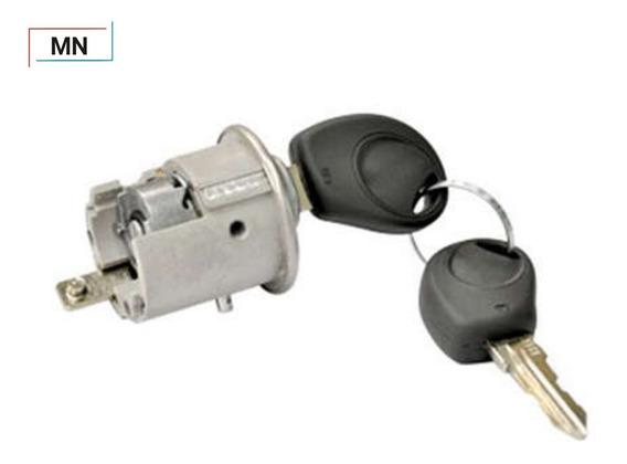 Cilindro De Ignição Com Chave Iveco Daily G3 2000 A 2011