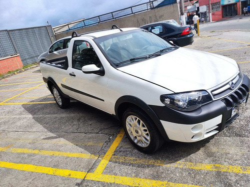 Fiat Strada 2007 1.4 Trekking Flex 2p