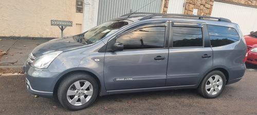 Nissan Grand Livina 2012 1.8 S Flex 5p