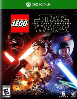 Lego Star Wars The Force Awakens Usado Xbox One Fisico