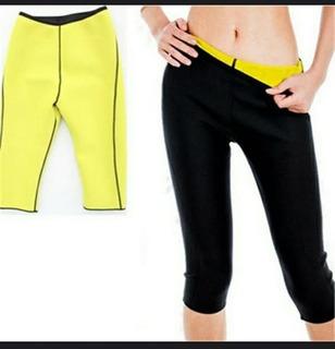 Pantaloneta Neoprene Sudadera Hot Shaper T-s Fitness