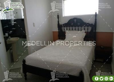 Alquiler De Apartamentos Por Mes En Medellin Cód: 4866