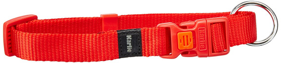Karlie 64691 Leash Art Sportiv Silverplus Collar, Red