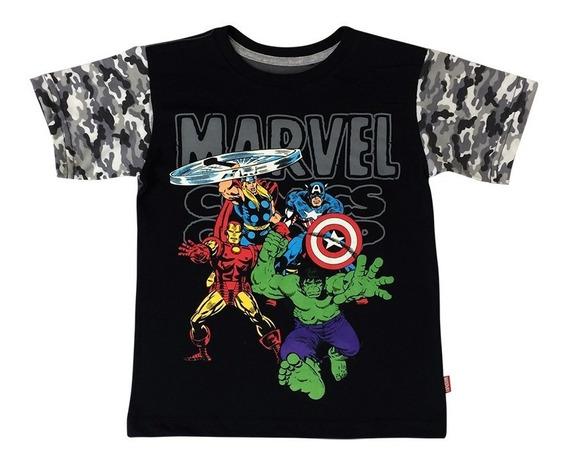 Playera Marvel Avengers De Marvel Official