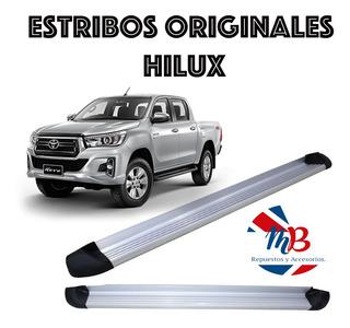 Estribos Originales De Hilux 2005 2019